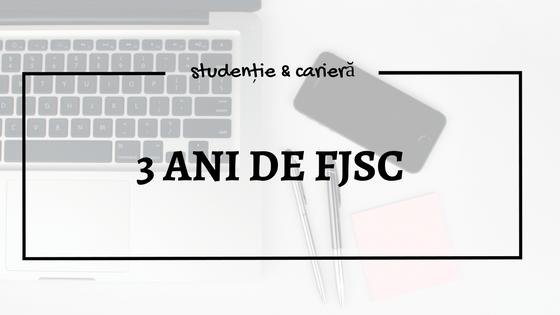 3 ani de FJSC